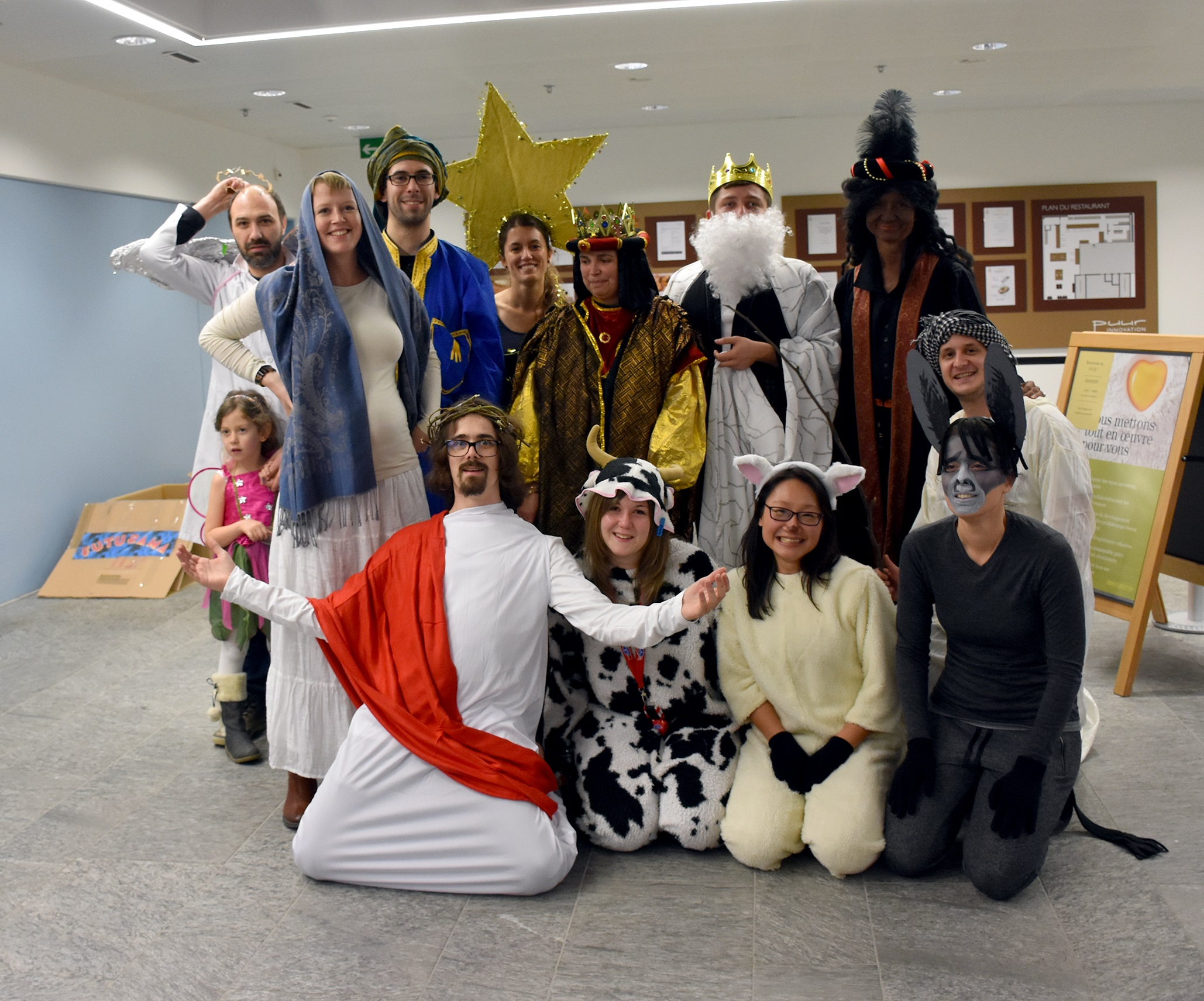 GHI ISREC Christmas Party 2015 19