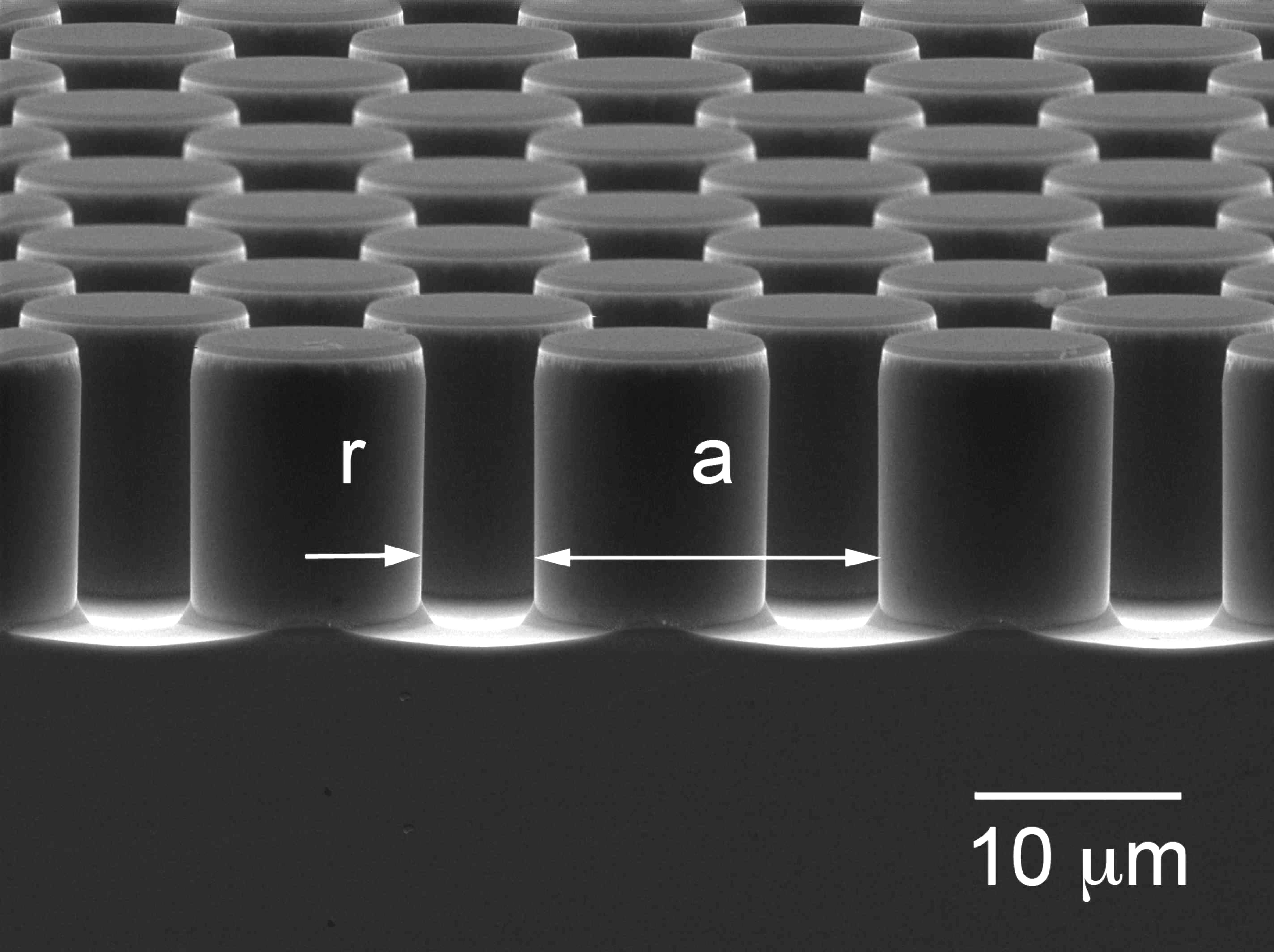 Photonic crystal nanolaser biosensor simplifies DNA detection